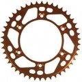 Moose Racing Aluminum Rear Sprocket (Orange) for 525 SX/MXC 03-07