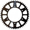 Sunstar Black Works Triplestar 520 Rear Sprocket for 450 SMR 08-09
