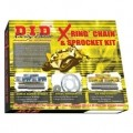DID 520 X-Ring Chain Kit for CBR250 09-13