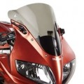 Zero Gravity Double Bubble Windscreen for SV650S 03-10