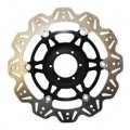 EBC Vee-Rotors Front Brake Rotor for ST2 00-03