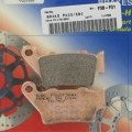 EBC HH Sintered Rear Brake Pads for G650 Xmoto 07-08