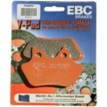 "EBC Semi-Sintered ""V"" Rear Brake Pad for V-Rod 02-05"