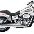 Cobra Speedster Short Full Exhaust for Dyna 06-11
