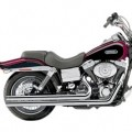 Cobra Speedster Long Full Exhaust for Dyna 06-11 (Closeout)