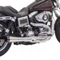 Bassani Road Rage II Mega Power Full Exhaust for FXD 91-16