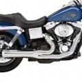 Bassani Road Rage Full Exhaust (Short) for FXDWG 91-05