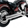 Vance & Hines Longshots HS Exhaust for XV1600 Roadstar 99-03