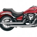 Cobra Dragsters Full Exhaust System for VN900 06-12