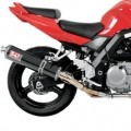 Yoshimura TRS Full Exhaust for SV650 04-10