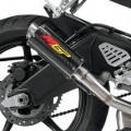 Hotbodies MGP Growler Slip-On Exhaust for YZF-R6 06-16