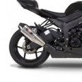 Yoshimura RS-4 Slip-On Exhaust for ZX6R 09-12