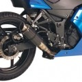 Hotbodies MGP Growler Exhaust for 250R 08-12