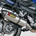 Akrapovic Slip-On Exhaust for 650 Bandit 09-14