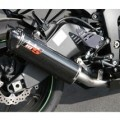 Jardine RT-Five Slip-On Exhaust for ZX10R 11-12
