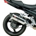 Yoshimura R-77 Slip-On Exhaust for GSF1250 Bandit 07-11