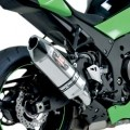Yoshimura Signature R-77 Slip-On Exhaust for ZX10R 11-15