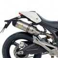 Leo Vince LV One Slip-On Exhaust for All Monster Models 08-13