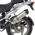 Leo Vince LV One Slip-On Exhaust for R1200GS Adventure 10-12