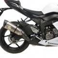 Leo Vince Factory R Evo II Full Exhaust for ZX10R 11-15