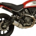 Leo Vince LV One Slip-On Exhaust for Z1000 11-13