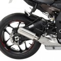 Hotbodies MGP II Growler Slip-On Exhaust for S1000RR 10-14