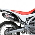 Yoshimura RS-4 Stainless/Stainless Slip-On Muffler for CRF250L 13
