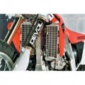 Devol Radiator Guard for DR-Z400E 00-09