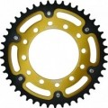 Supersprox Stealth Gold 525 Rear Sprocket for F800GS (8.5mm Bolts) 08-13