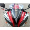 Heli Bars Handlebar Riser for YZF-R6 09-12