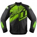 Icon Hypersport Prime Hero Jacket Green/Black