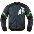 Icon Overlord Primary Jacket Green