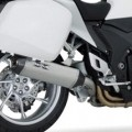 Remus HexaCone Low Mount Slip-on Exhaust for VFR1200R 10-12
