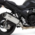 Remus HexaCone Slip-On Exhaust for 650 Bandit 09-11