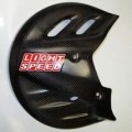 Lightspeed Front Disc Guard for DR-Z400SM 07-14