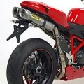 Arrow Competition Full Exhaust for 1098/S 07-08