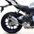 Arrow Indy-Race Silencer (w/o DB Killer) for YZF-R1 15