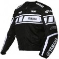 Joe Rocket Men's Yamaha Champion Mesh Jacket Black/Black