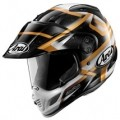 Arai XD-4 Diamante Graphic Helmet Black/White/Gold