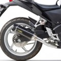 Two Brothers Tarmac Slip-On Exhaust for CBR250R 11-14