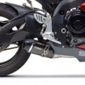 Two Brothers S1R Slip-On Exhaust for GSX-R600 06-07