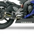 Two Brothers M2 Full Exhaust for YZF-R6 06-07