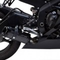 Two Brothers M2 Black Full 4-2-1 Exhaust for YZF-R6 08-14