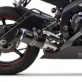 Two Brothers S1R Slip-On Exhaust for YZF-R6 06-14