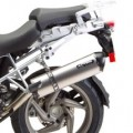 Two Brothers M5 Black Slip-On Exhaust for R1200GS 10-12