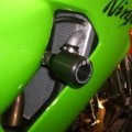 R&G Classic Style Frame Sliders for ZX6R 05-06