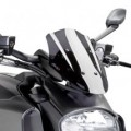 Puig Naked Windscreen for Diavel 11-14