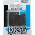 Drag Specialties OEM-Style Semi-Metallic Front Brake Pad for FLHR 84-99