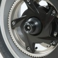 R&G Rear Axle Sliders/Protectors for F800ST 06-13
