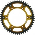 Supersprox Stealth Gold 520 Rear Sprocket for TE 511 11-12
